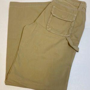 J Crew Cargo Pants City Fit Size 6